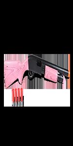 pink pump