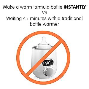 Fast Bottle Warmer