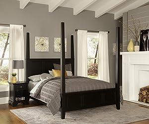 Bedford Poster Bedroom Set