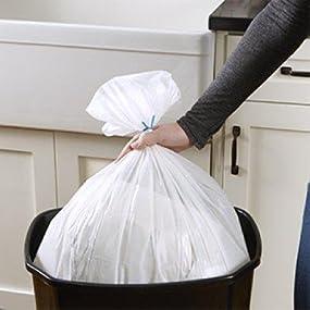 Amazon Com Hefty Twist Tie Tall Kitchen Trash Bags