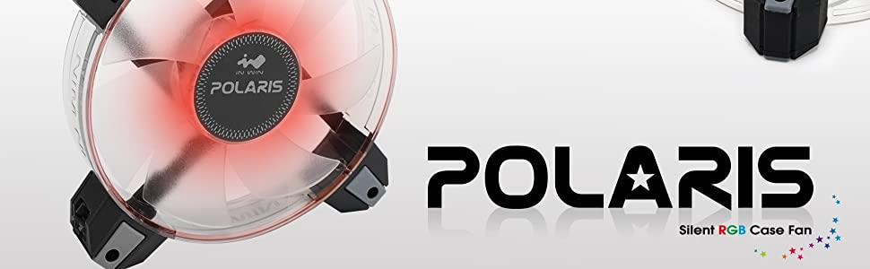 Amazon.com: In Win Polaris individual Fan Kit dos RGB LED ...