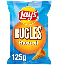 Lay's Bugles Naturel 125 gr.