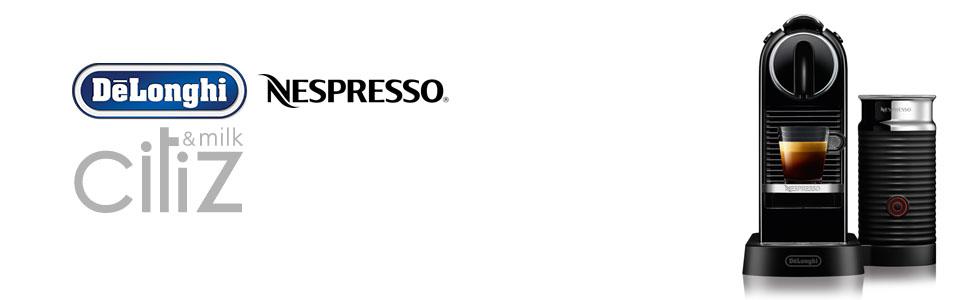 coffee machines; Nespresso coffee machines
