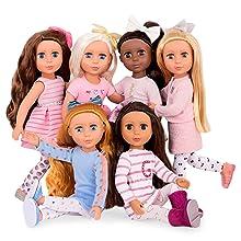 Glitter Girls 14-inch horse stable 14-inch dolls 14-inch doll accessories 14-inch horses my glitter
