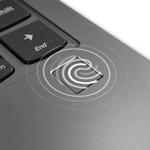 fingerprint log in