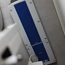 Toilet Incline Lift comes in Battery or corded models