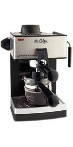 Amazon.com: Mr. Coffee Espresso and Cappuccino Maker | Café ...