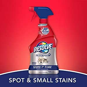 Remove Coffee Stain From Carpet >> Amazon.com: Resolve Pet Stain & Odor Carpet Cleaner, 22 oz ...