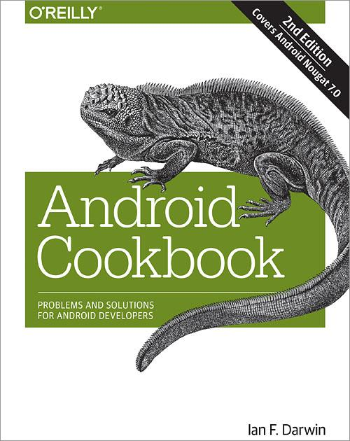 Android Cookbook: Problems and Solutions for Android Developers ...