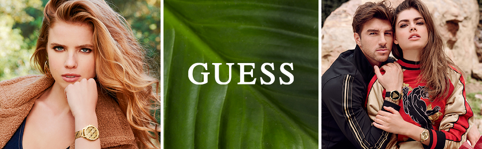 guess; guess watches; lady frontier watch; guess logo; guess accessories; guess watch