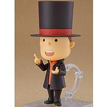 Good Smile Mystery Detective Agency Professor Layton Nendoroid Action Figure USA