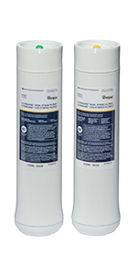 Whirlpool WHEEDF Dual-Stage Replacement Pre/Post Water Filters