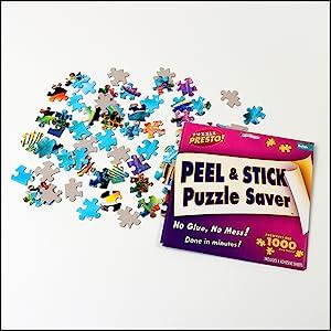 Puzzle Presto- Save your puzzle