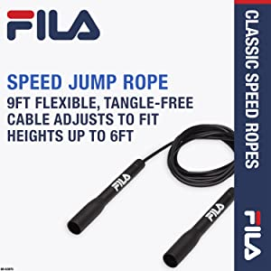 FILA Accessories Classic Speed Rope