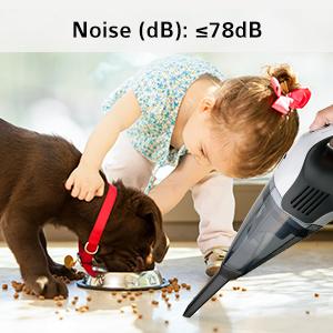 Quite Hand vacuum
