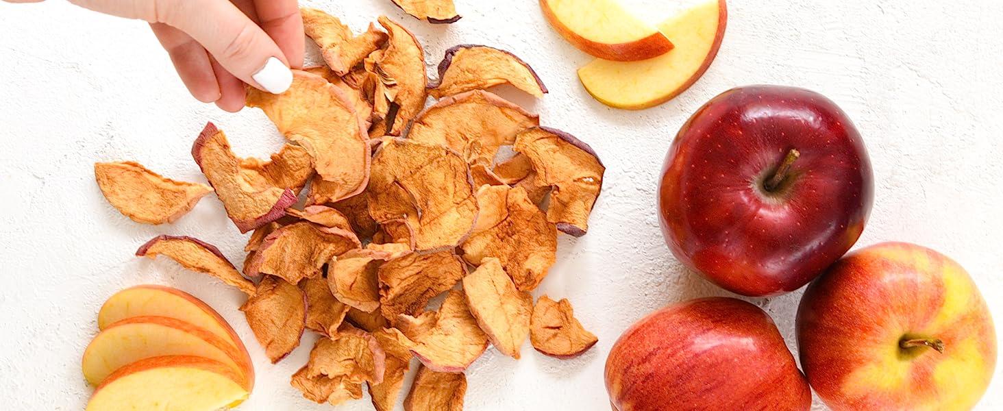 bare snacks baked apple chips