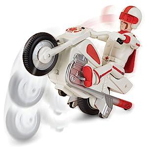 Duke Caboom with Wheelie Action