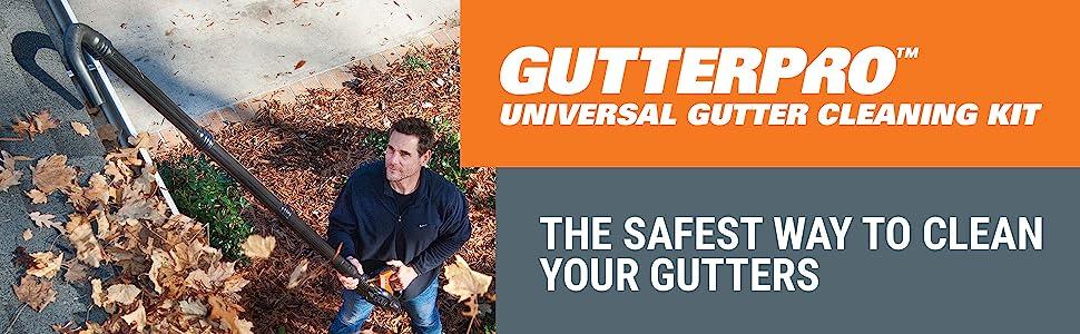 Amazon Com Worx Wa4092 Universal Fit Blowers Gutter