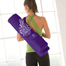 Yoga mat bag, yoga, gaiam