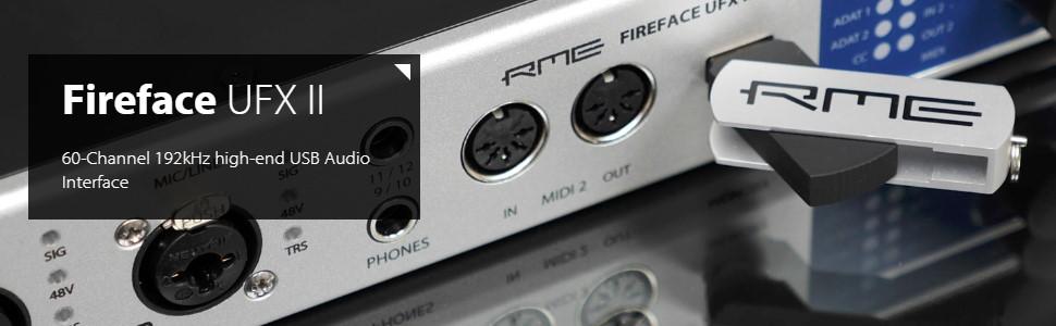 Fireface UFX II