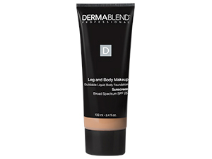 dermablend, leg and body makeup, hydrating lotion