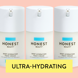 honest, beauty, facial, skin, care, hydration, cream, botanical, replenishing, glowing, complexion