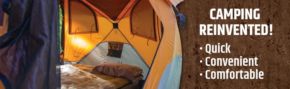 Amazon Com Gazelle 22272 T4 Pop Up Portable Camping Hub