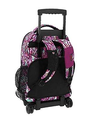 mochilas con carro, mochilas con ruedas, mochilas escolares