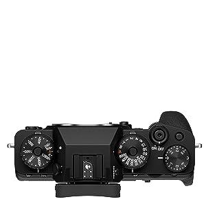X-T4 Black Top