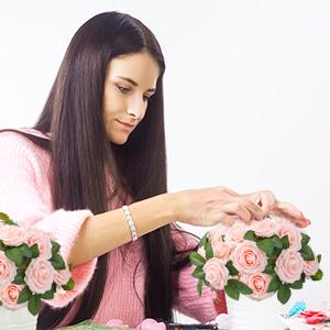 diy flowers, artificial flowers