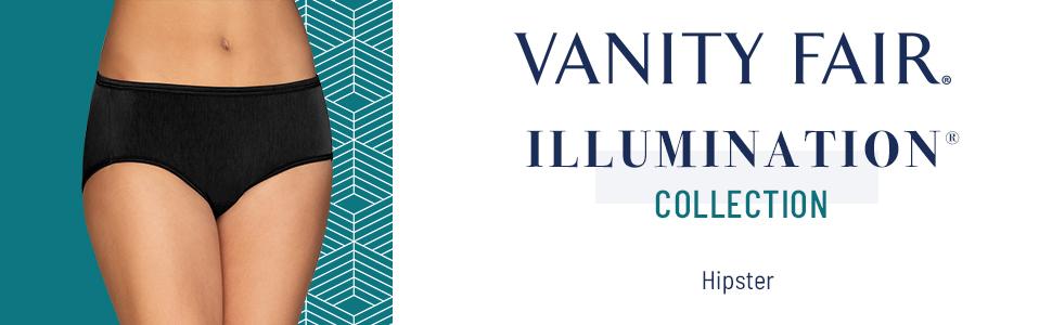 illumination panties. vanity fair, hipster