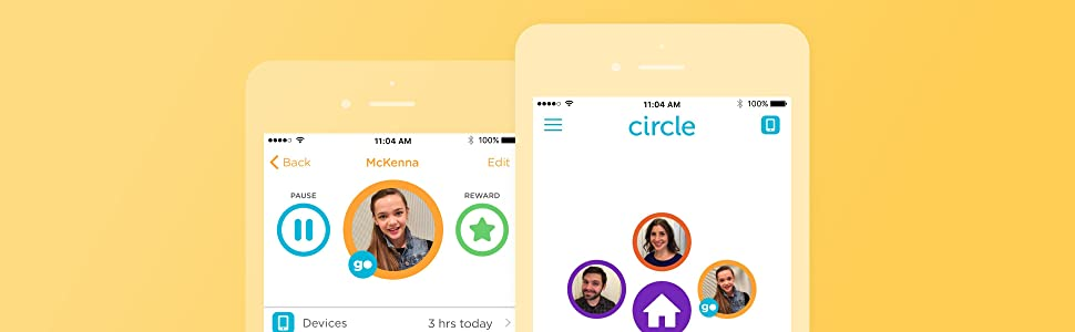 Circle with Disney (1st Gen) - In-Home Parental Controls for Wi-Fi  Connected Devices