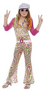 Disfraz de glamurosa guay