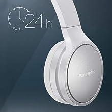 slim, light-weight, foldable headphones