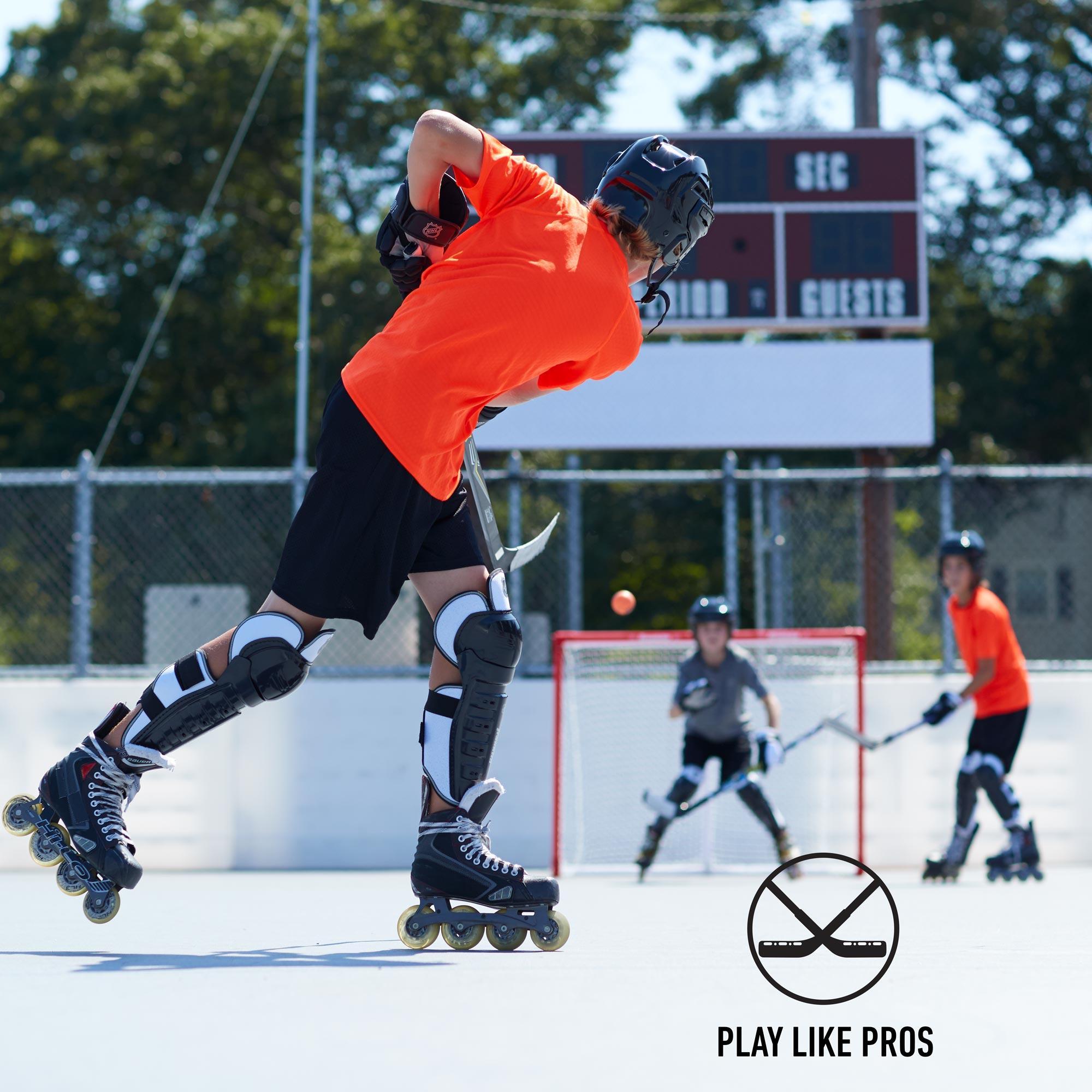 Amazon Franklin Sports Hockey Goal NHL PVC 54 x 44 Inch