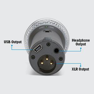 Samson Q2U Connections