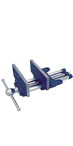 GROZ 7-inch Rapid Action Woodworking Vise