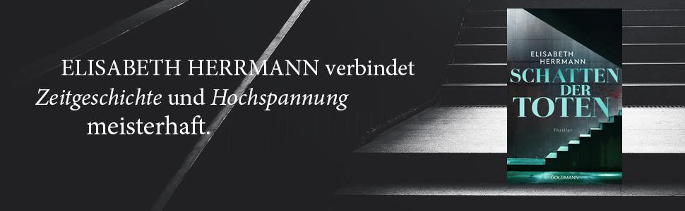 Elisabeth Herrmann Schatten der Toten