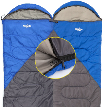 sleeping bag convenience
