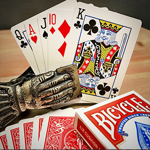 bicyce playing cards