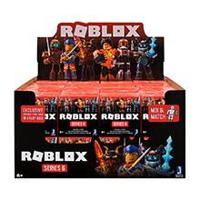 ROBLOX, SERIE 6, VIRTUAL CODES