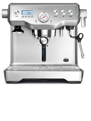 dual boiler by breville