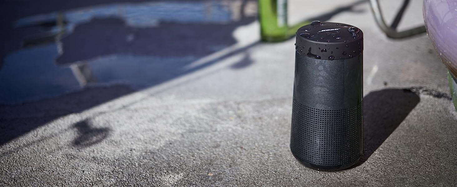 portable speaker, revolve, bluetooth speaker, outdoor speaker