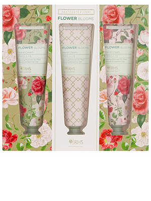 Honeysuckle 300ml Hand Lotion & Hand Wash with 100ml Hand Cream Tube