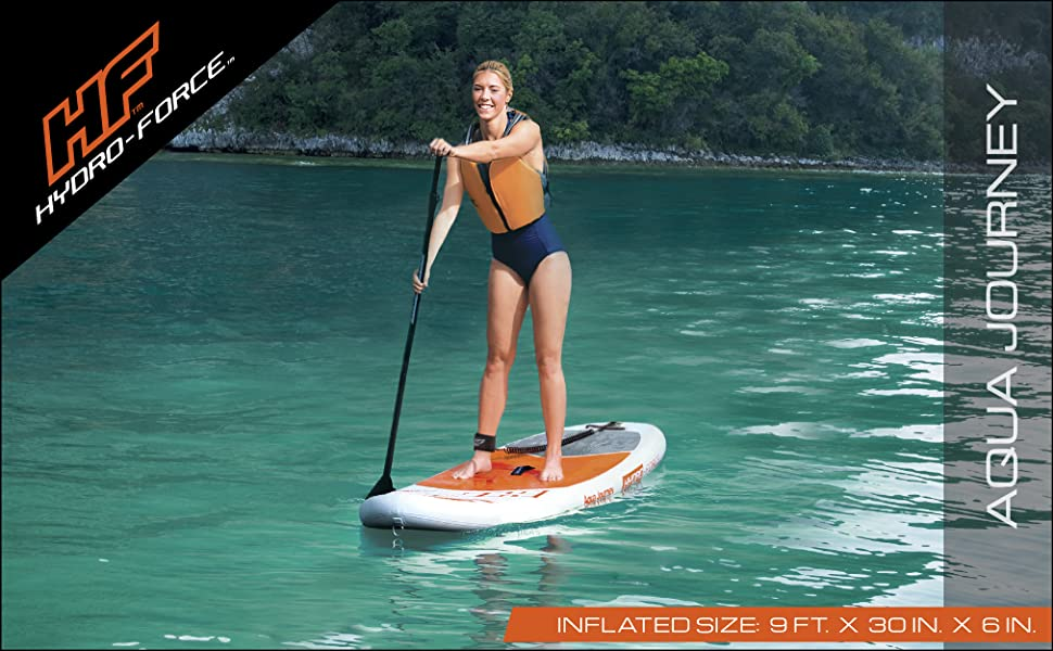 hydro force inflatable sup