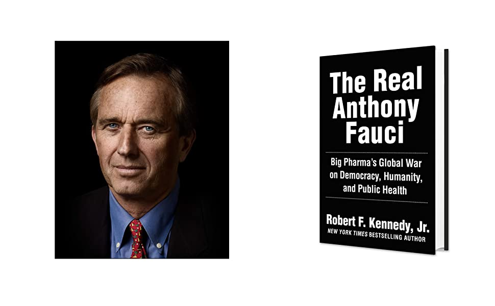 Robert F. Kennedy, Jr., Anthony Fauci