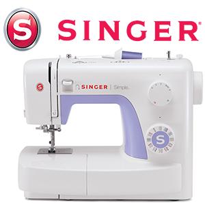 simple, singer, sewing machine