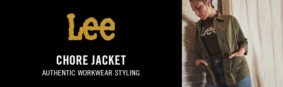 Lee Women's Chore Jacket