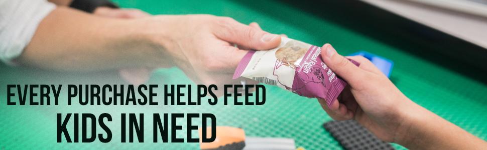 Help Feed 1 Million Kids with Erin Baker's