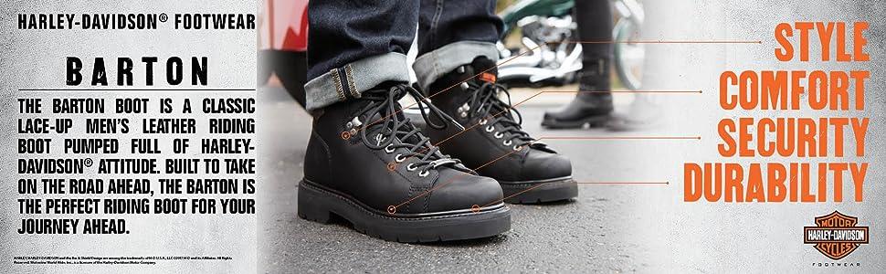 Harley-DavidsonBarton